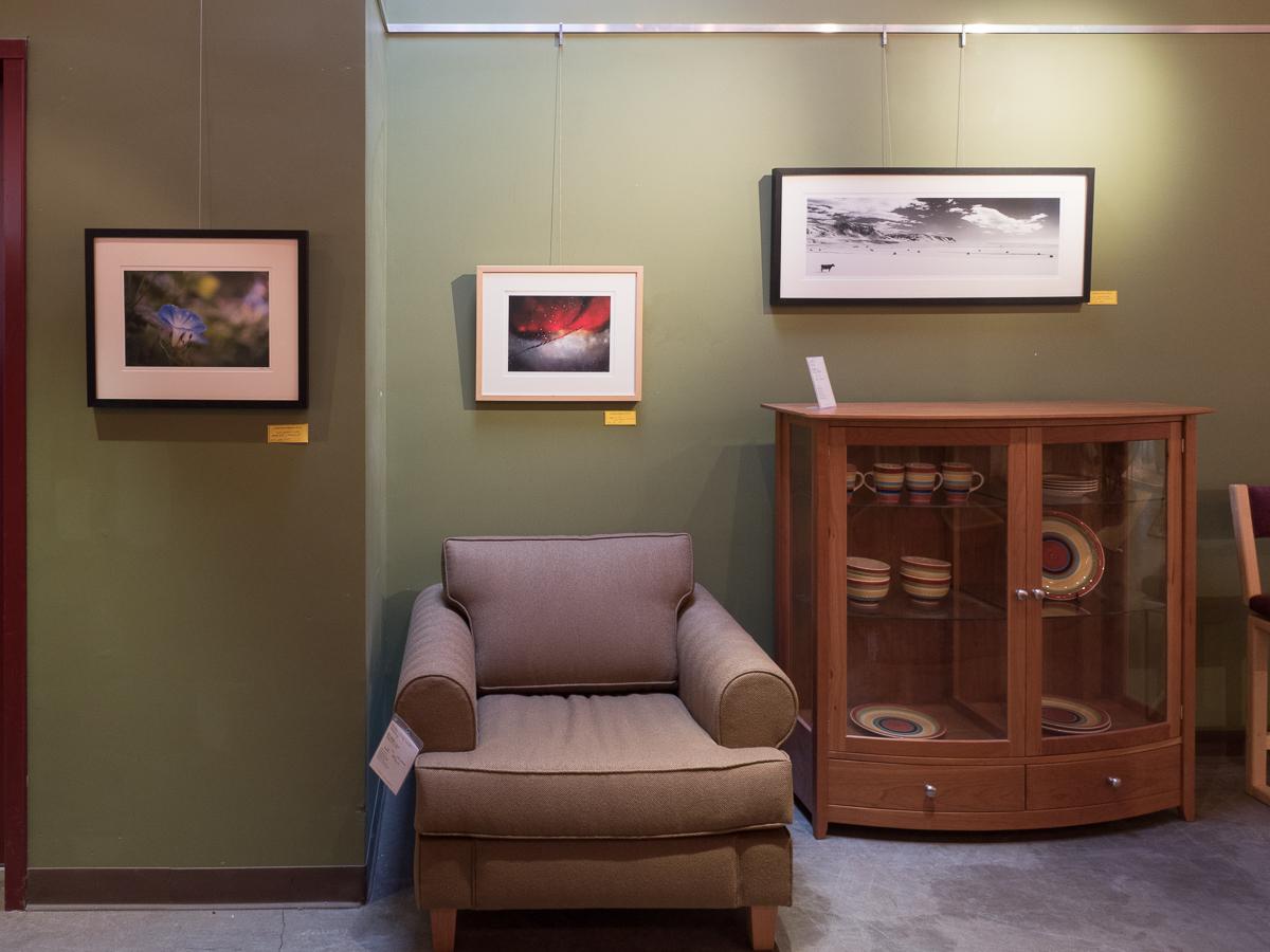 Art Show at Pompanoosuc Mills