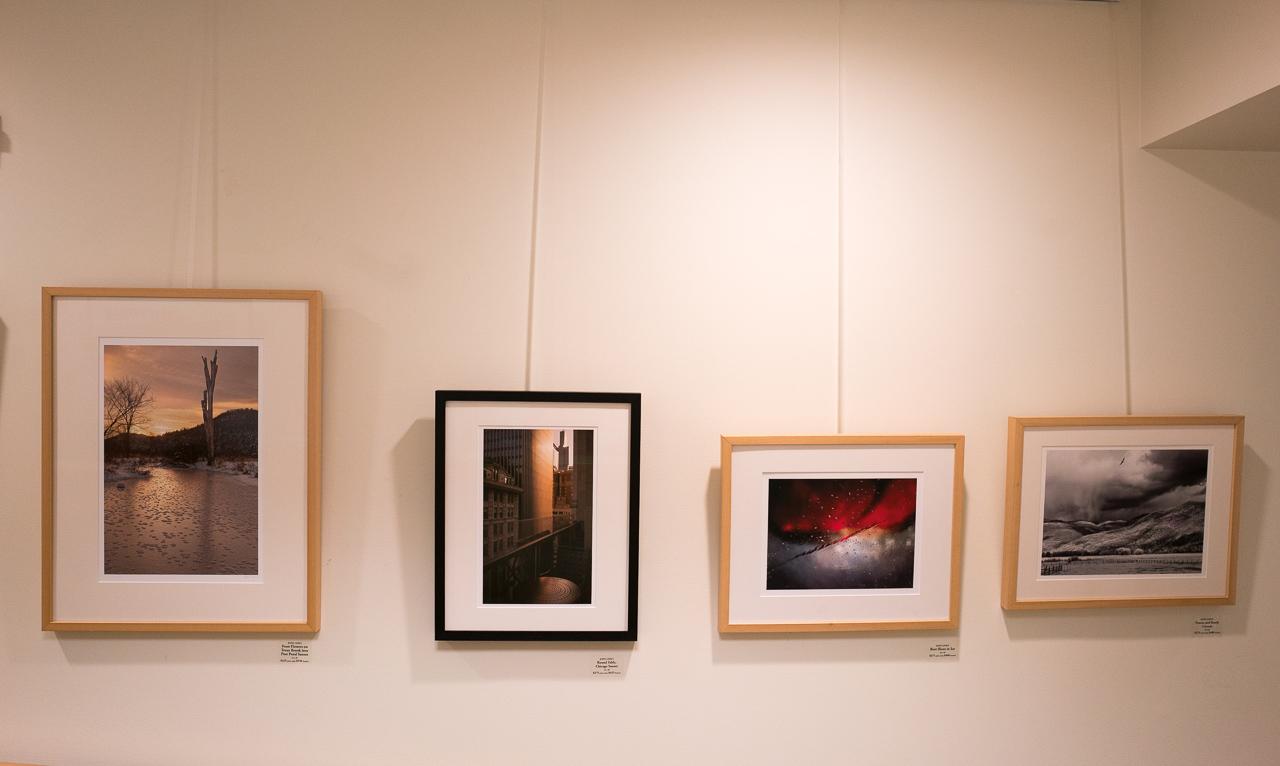 John Lehet one man exhibition at Dartmouth Osher Gallery