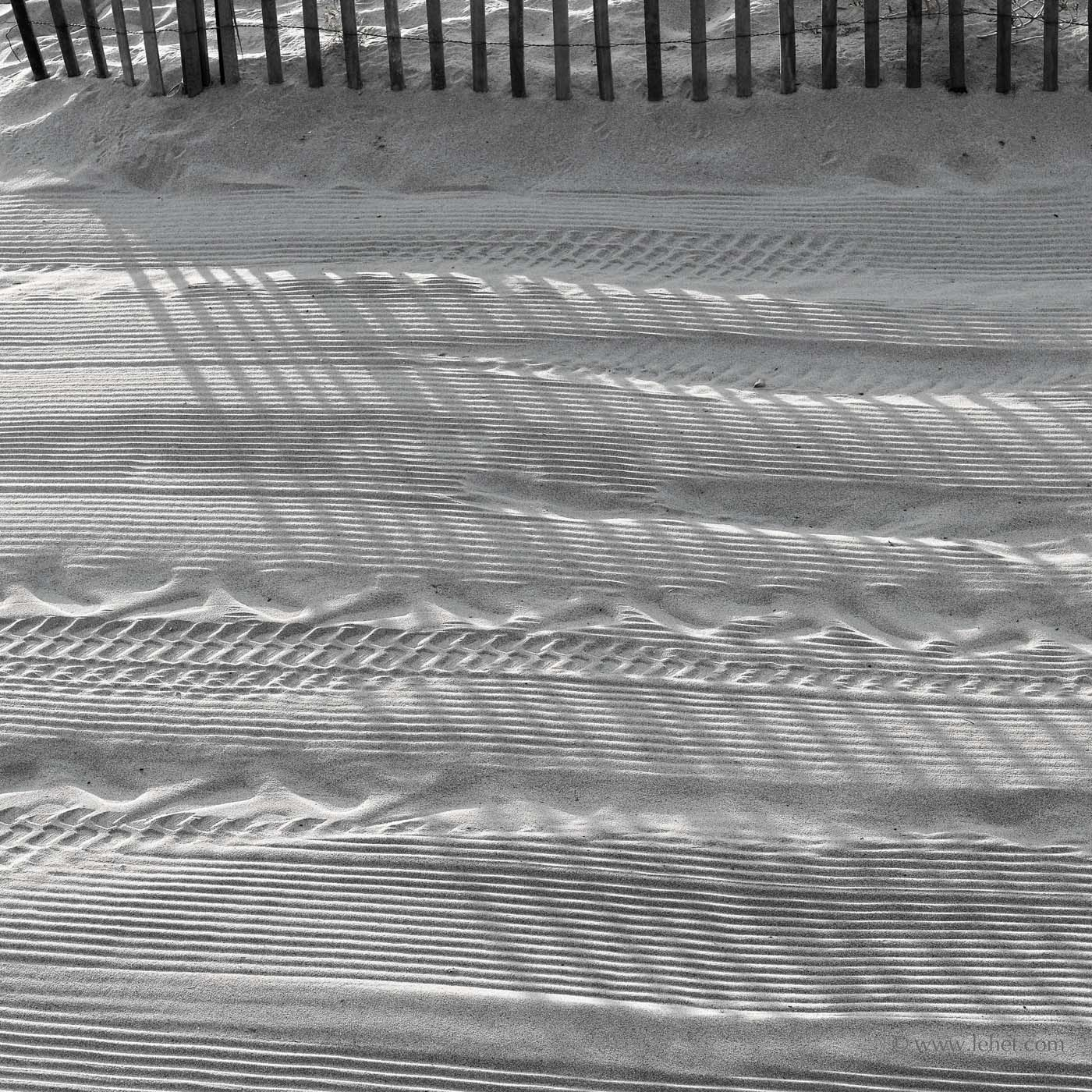 Dune Fence and Beach Grooming, Jersey Shore