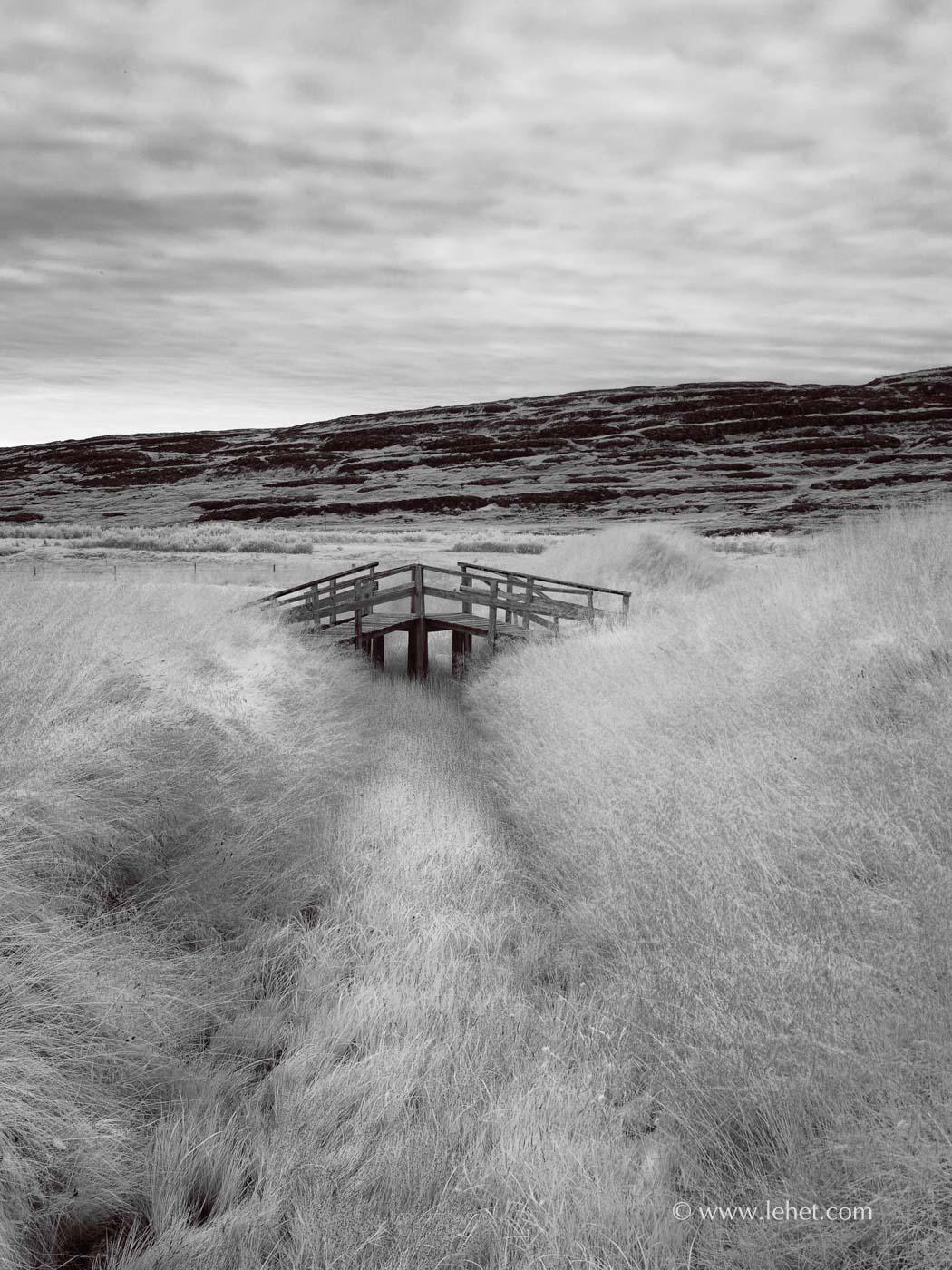 Four Way Foot Bridge, Iceland