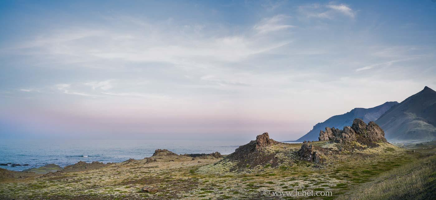 Lava Blister Iceland