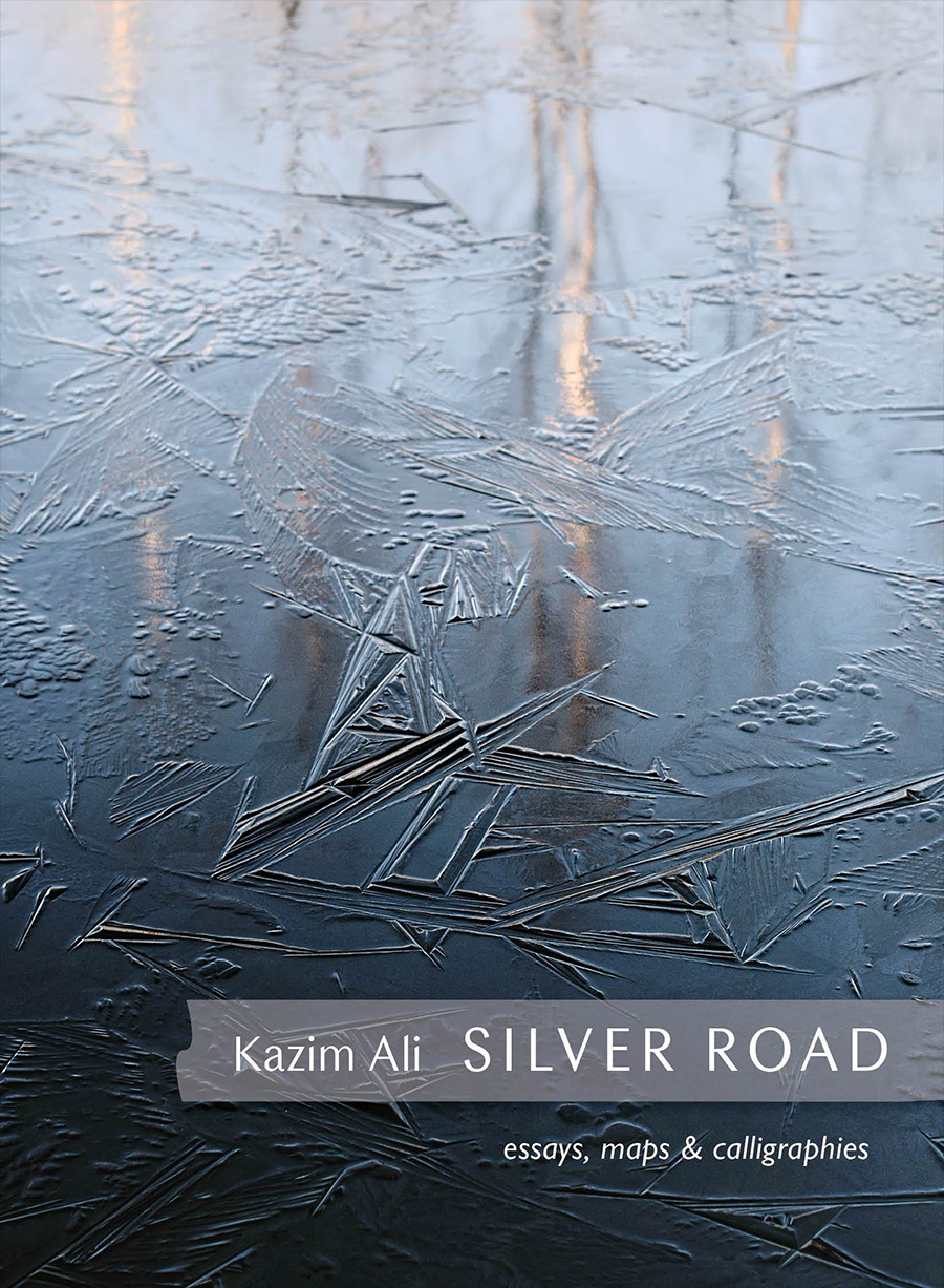 Silver Road Book Cover with photo by John Lehet