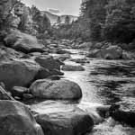 White Mountains, Swift River and Rocks