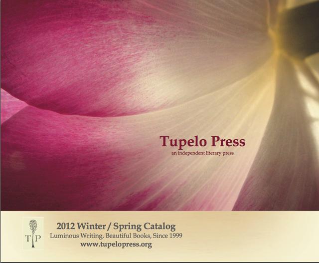 Tupelo Press Cover